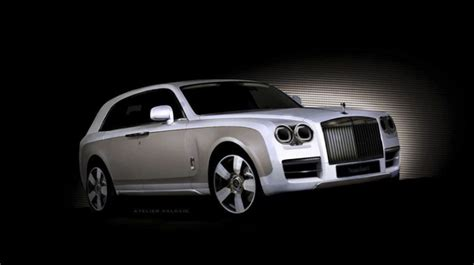 2017 rolls royce suv will be the most luxurious 4x4