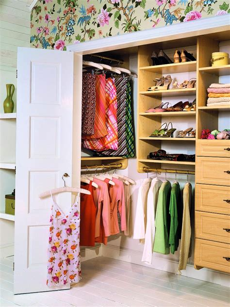 a closet small walk in closet ideas for girls and women
