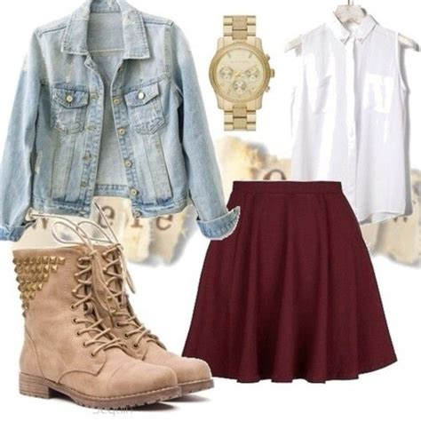 17 Best Ideas About Summer Fashion Trends On Pinterest | 17 teenage spring summer outfit with shirt top trend