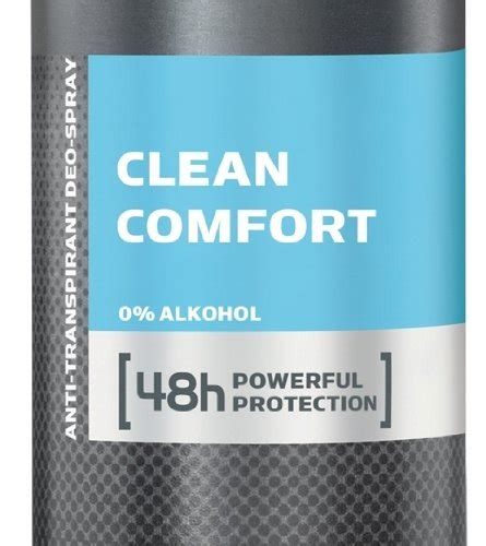 clean comfort dove men care deo spray clean comfort powerful protection