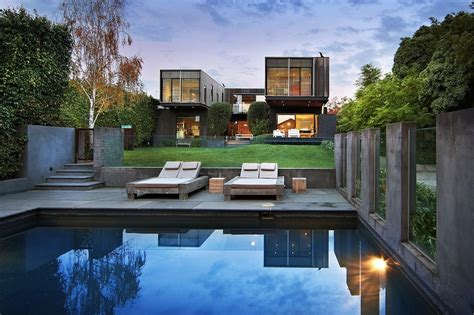 Victorian style facade hides super modern architecture modern house designs