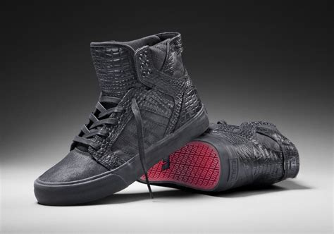 supra footwear and ben baller team up to recreate the