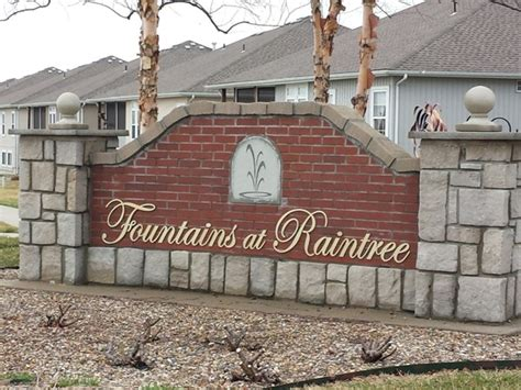fountains  raintree subdivision real estate homes