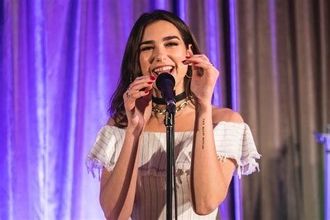 dua lipa discography dua lipa has become 2017 s prolific pop star even before