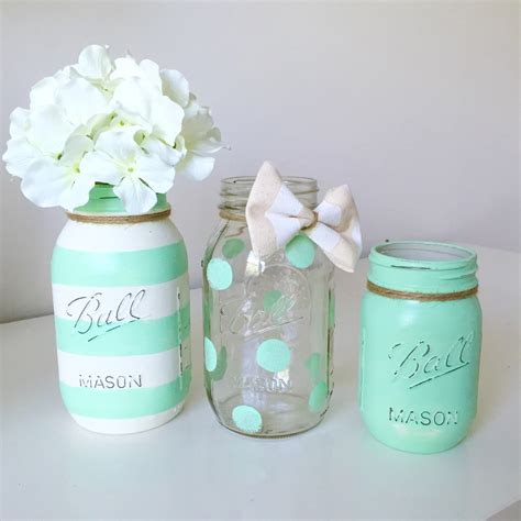 baby shower ideas using jars do s and don ts of baby shower etiquette mint paint