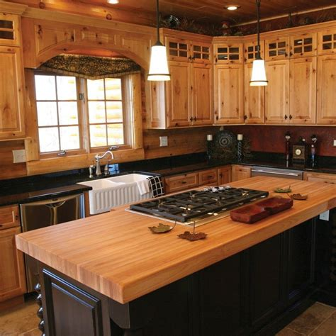 rustic pine kitchen cabinets modern knotty pine living room google search http