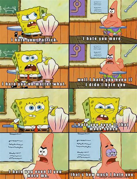 Meme Comic Spongebob - image 166461 spongebob squarepants know your meme