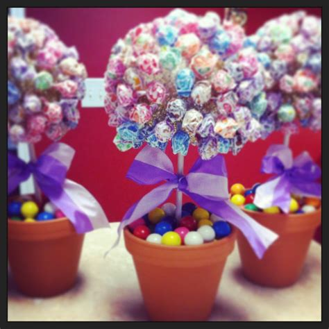 candy theme quot sweet 16 quot table centerpieces sweet 16