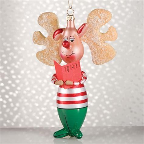 de carlini rudolph christmas ornament the cottage shop