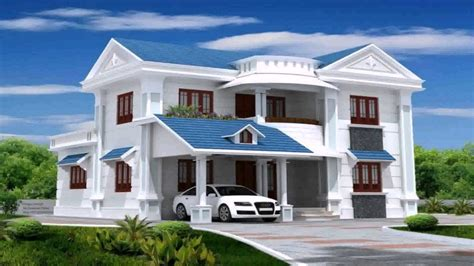 different house design styles
