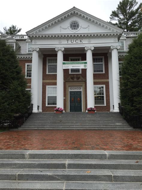 Dartmouth Tuck Mba Admissions by The Dartmouth Tuck Mba Admissions A Special