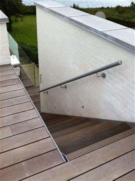 va geländer mit glas terrasse gel 230 nder tr 230