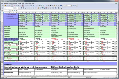 Kostenlose Vorlage Dienstplan Excel Dienstplan Freeware De