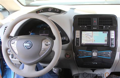 nissan leaf interior nissan leaf price modifications pictures moibibiki