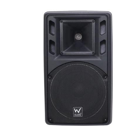 W Audio Psr 8a by Psr 8a Powered Speaker Prolight Concepts
