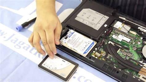 Ganti Speaker Laptop produsen laptop kesulitan tambah kapasitas ssd jagat review