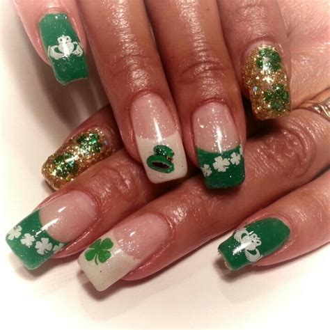 st nails 127 best st s day nail design images on