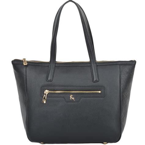 Handbag Black womens leather tote bag black 61638 leather handbags