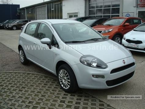 fiat punto new model 2013 fiat punto 1 4 8v new model start stop air esp