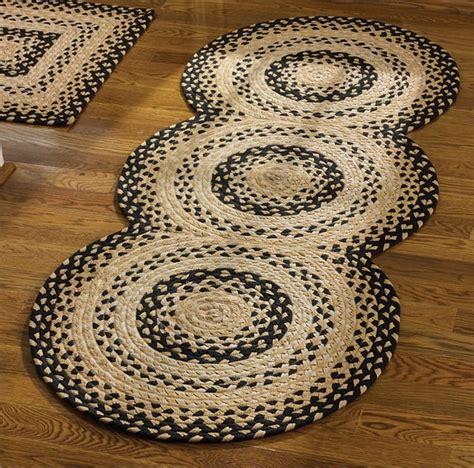 braided rug runner cornbread braided rug runner