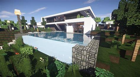 Room Design Builder by Aspire Modern Beach House 2 Minecraft House Design
