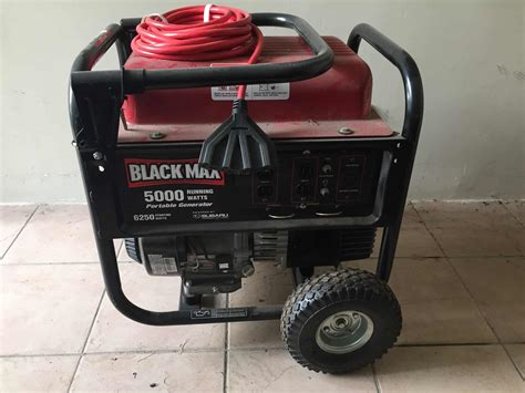 the best portable generator reviews my set