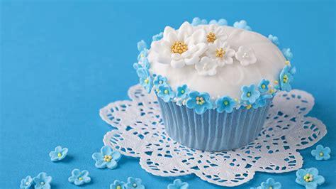 wallpaper blue food download wallpaper 1920x1080 sweet food cake flowers