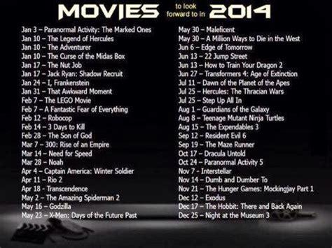 recommended film rame chaca monster senarai movie 2014 untuk kaki wayang