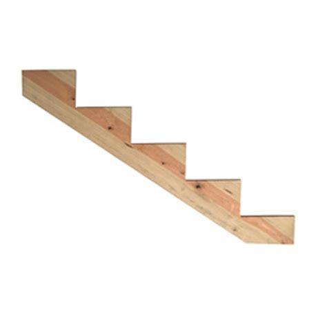 shop top choice 5 step pressure treated wood deck stair