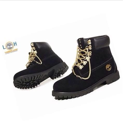black and gold timberlands pink timberland boots
