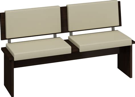 padded bench with back black white padded bench with back for kitchen elegant