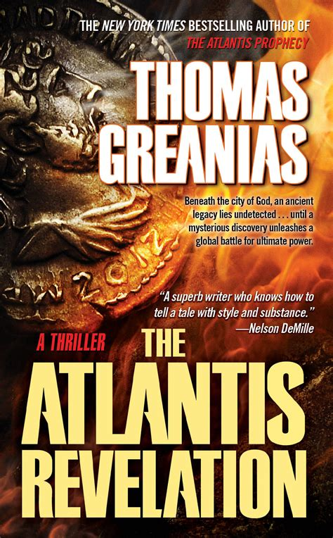 erotica revealed books written by the atlantis revelation book by thomas greanias
