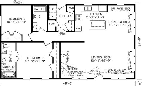 fairmont homes floor plans home cambridge 92511k kingsley modular floor plan