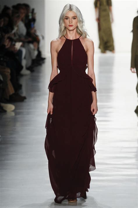 New York Fashion Week Erin Fetherston by Erin Fetherston F W 2017 New York Fashion Week