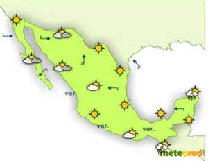 Weather Map Mexico by Guanajuato Weather