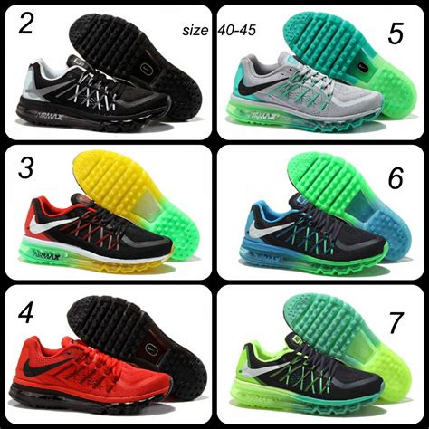 Sepatu Nike Airmax 2016 Running Biru Made In 100 Import 2 sepatu nike air max 2015 heavenly nightlife
