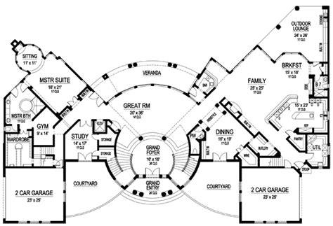 circular floor plans dramatic circular foyer 36179tx 1st floor master suite bonus room butler walk in pantry