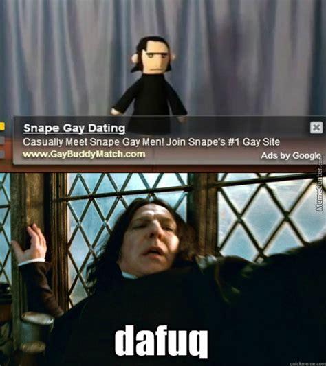 Snape Meme - oh snape samaa by menni meme center
