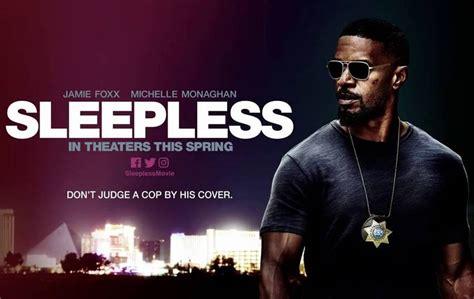 resensi film tentang narkoba official trailer sleepless 2017 layar id