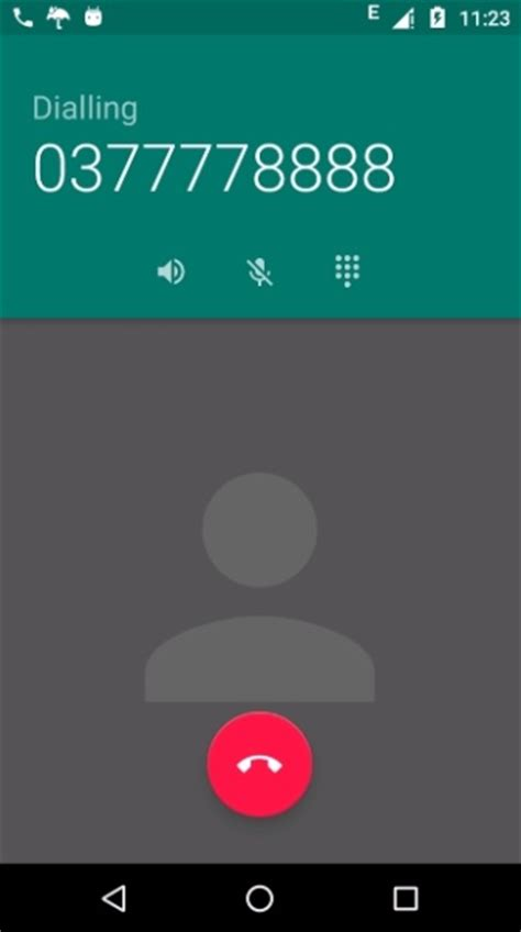 call themes for android android phone calls