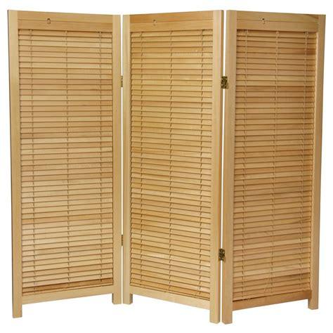 shutter room divider room dividers 2014 furniture 4 ft wooden shutter screen 3 panel