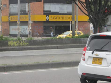 banco pichincha banco pichincha calle 80 bancos la palestina