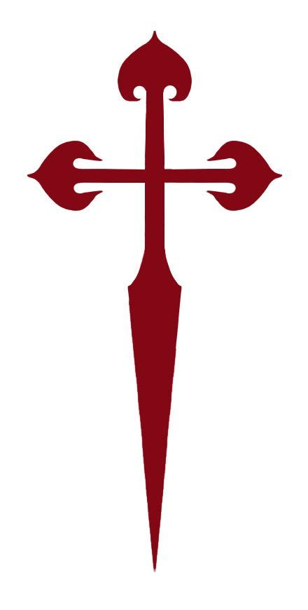 Camino Cross by 18 Best Images On The Cross Santiago De