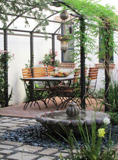 garden ideas landscaping ideas arbor pergola metal