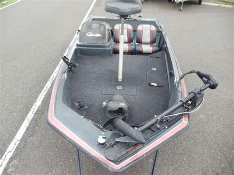 tracker boats kicker motor kicker motor on bass boat 171 all boats