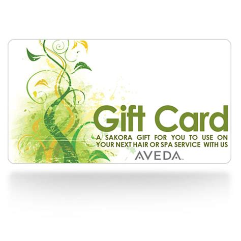 Aveda Gift Cards - aveda gift certificates gift ftempo