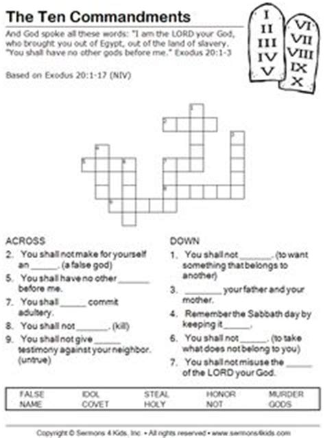 the cross word and sacrament books 1000 ideas about 10 commandments on ten