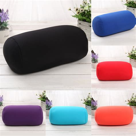 pillow for neck creative solid office pillow personal cylinder sofa neck