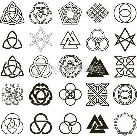 imagenes simbolos wicca las 25 mejores ideas sobre tatuajes celtas en pinterest