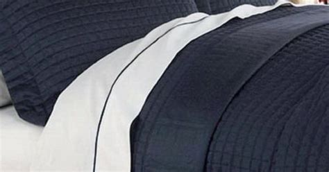navy blue quilts and coverlets modern reversible solid navy blue quilt coverlet set twin